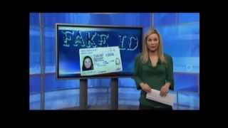 Catching Fake ID with IDVisor Z22 ID Scanner in Buffalo New York (WIBV.com News)