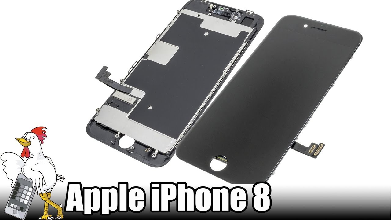 3c6636822cf Guía del Apple iPhone 8: Cambiar pantalla completa - YouTube