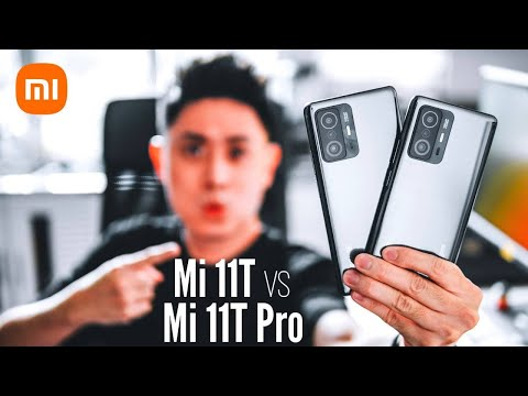 Xiaomi 11T vs 11T Pro: In-Depth Comparison! TWO FLAGSHIP KILLERS! Which To Buy?