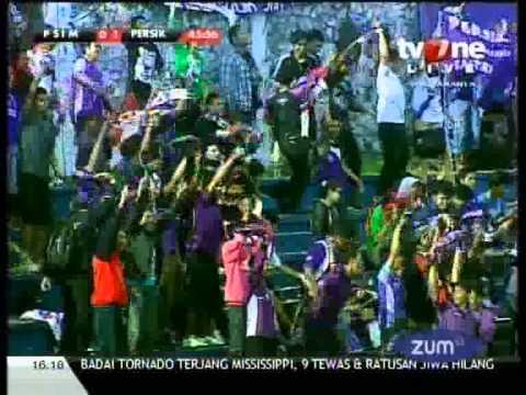 Cuplikan Gol-PSIM vs Persik Kediri