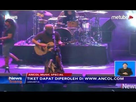 Kemeriahan Konser Music Special Bersama Iwan Fals Di Ancol - INews Siang 21/07