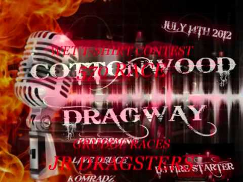 DJ FIRE STARTER 1000STRONG ENT  JULY 14TH COTTONWOOD DRAGWAY!!.