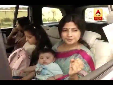 We all have voted and everyone is happy: Dimple Yadav tells ABP news