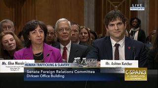 Elisa Massimino Testifying on Human Trafficking
