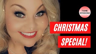 FAME SESSIONS Ep. 1 Christmas Special feat. Country Music Singer/Songwriter, Heather Victorino!