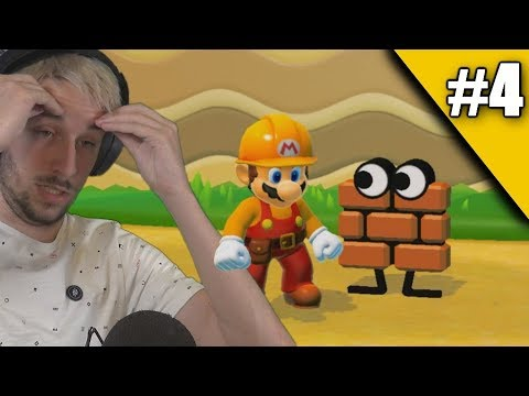 Super Mario Maker 2 - Story Mode #4