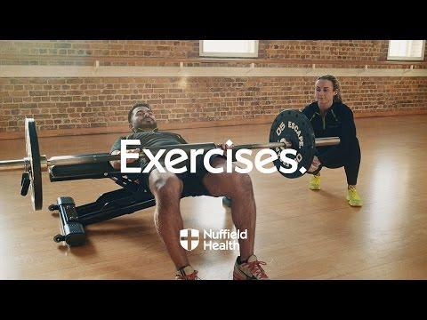 Hip Thrust | Nuffield Health