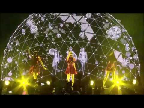 Perfume WORLD TOUR 3rd New York 2014 OP Enter the Sphere-spring of life