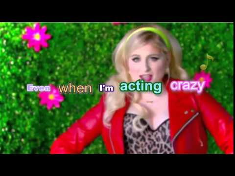 Meghan Trainor - Dear Future Husband - Karaoke Lyrics [Firecat Release]