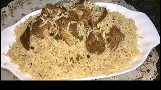 Tasty Mutton Pulao Special Recipe by RJ Kitchen