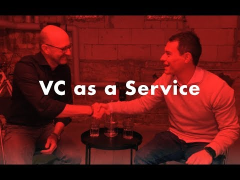 Venture Capital as a Service - mit Samuli Sirén von Redstone