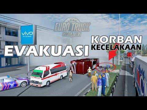 CRASH ACCIDENT !!! Video Detik-Detik Bus Mengalami Rem Blong #Part2 - 동영상