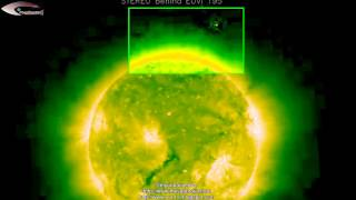 UFOs near the Sun - Review for December 14, 2012.