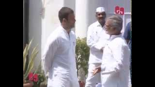 Lalu Expected Not To Attend Rahul's Champaran Rally