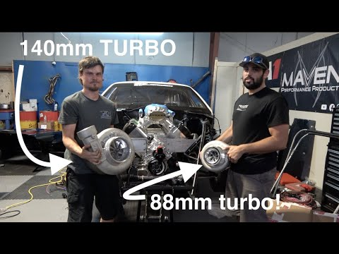140mm TURBO is