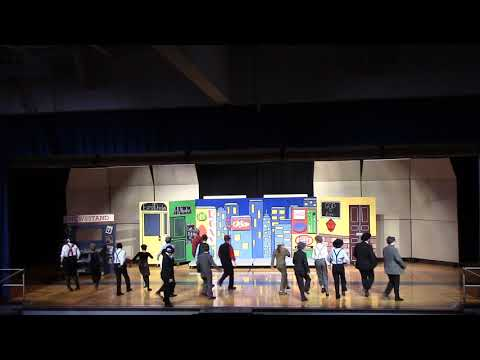Highview middle school - Guys and Dolls Jr.  - 2.28.19 - Part 1 of 3