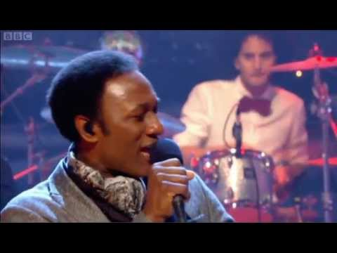 Loving You Is Killing Me - Aloe Blacc 'Jools Holland's Annual Hootenanny' 31st December 2011