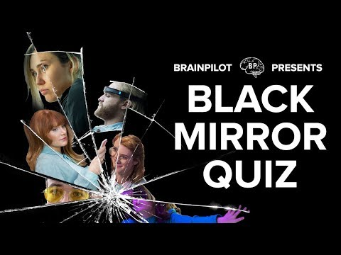 The Ultimate Black Mirror Quiz: S1-S5