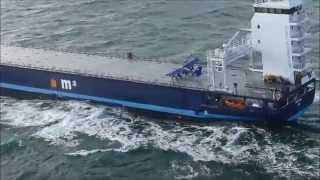 Repeat youtube video Extreme small plane landing on a ship at sea - part 1