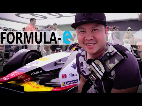 ABB Formula E race in NYC! and the Harley-Davidson LIVEWIRE! -Hsiang