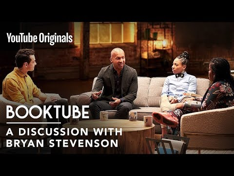 Bryan Stevenson: From the courtroom to Hollywood | BookTube