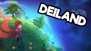 Deiland PC Gameplay Impressions - Survival Crafting In Space!