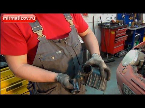 Обкаточный клапан Матиз: удалять или нет?