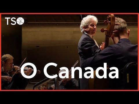 """Toronto Symphony Orchestra: """"O Canada"""""""