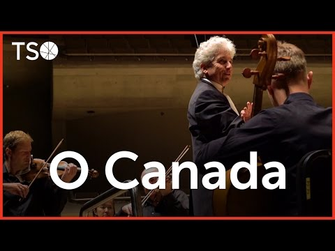 Toronto Symphony Orchestra: O Canada