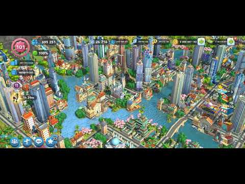 Simcity Buildit 2020 - Updated Mayor's Pass III & IV