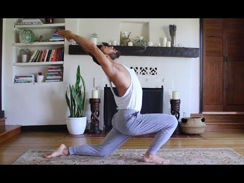 yoga asana for beginners  day 7  full practice  youtube