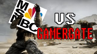 MSNBC vs GamerGate - Bias at it