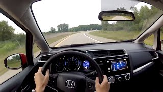 2015 Honda Fit EX (6-Speed Manual) - WR TV POV Test Drive