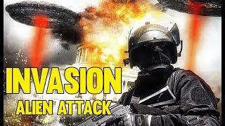 Invasion - Alien Attack (Ganzer Sci-Fi Film, Spielfilm in voller Länge) *kostenlose Sci-Fi Filme*