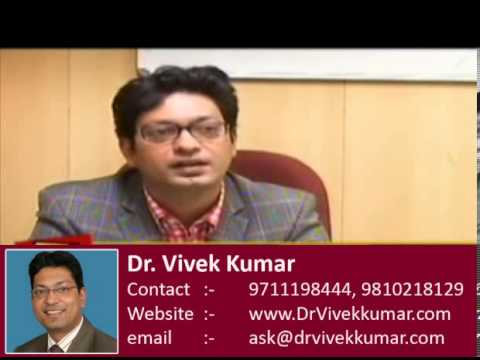 Dr. Vivek Kumar discussing about precautions & cosmetic surgery treatment