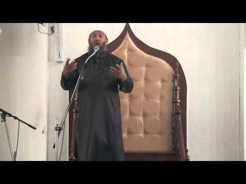 KHUTBAH JUMMAH 04 03 16 MAN MADE LAW VS SHARI'AH