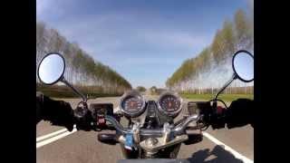 Путешествие на мотоцикле HondaCB1300SF(Путешествие на мотоцикле на большие расстояния - одно из самых приятных и запоминающихся удовольствий,..., 2013-05-23T18:43:16.000Z)