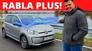 Masina ELECTRICA GRATUITA?! Programul RABLA plus 2021- VW e-up