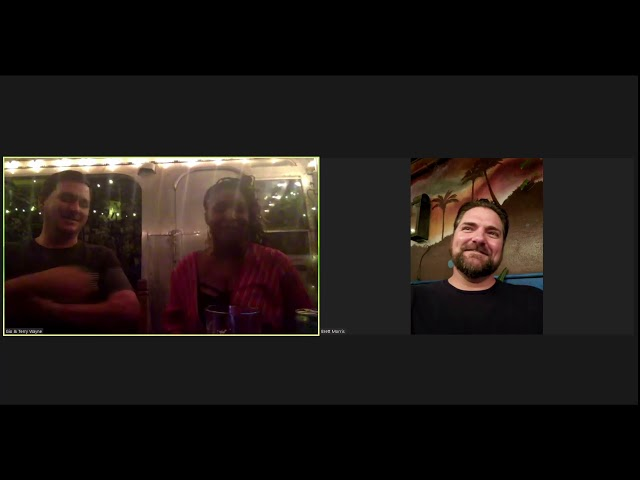 Blame Girl Podcast - 1/25/21  Live from Hullabaloo.