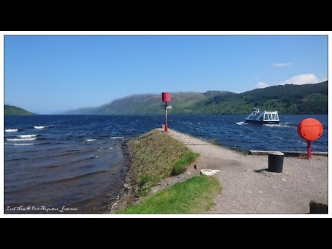 Fort Augustus, Scotland trip, 2016