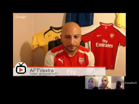 AFTVextra - Nottingham Forest 0-4 Arsenal