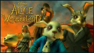 Tim Burton's Alice in Wonderland All Cutscenes   Full Game Movie (Wii, PC)