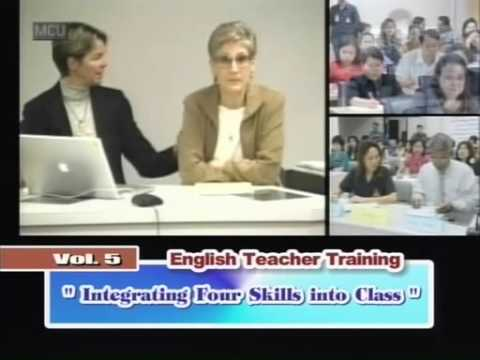 Integrated the Four Skills in the Communicative Classroom, Focus on Reading Activities