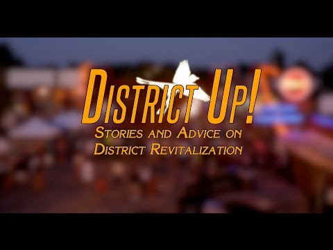 District Up! [Full Movie]