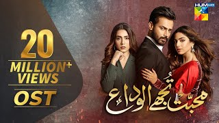 Mohabbat Tujhe Alvida | Full OST | HUM TV | Drama