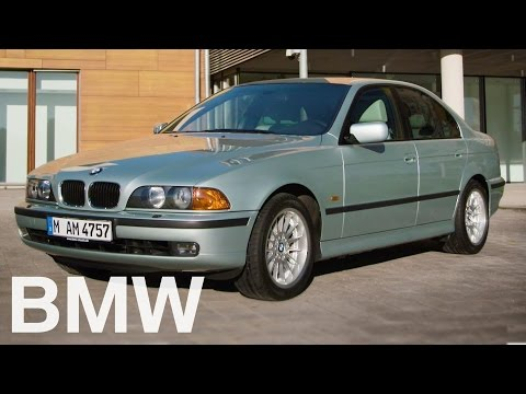 The BMW 5 Series History. The 4th Generation (E39).