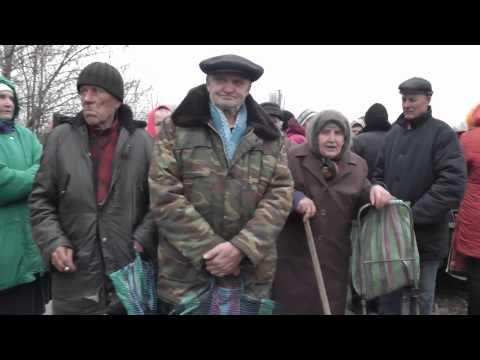#АТО Мнение жителей: 'Путину надо голову оторвать!'