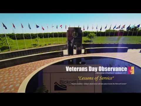 2015 Veterans Day Observance (full program) - Pittsburg Stat