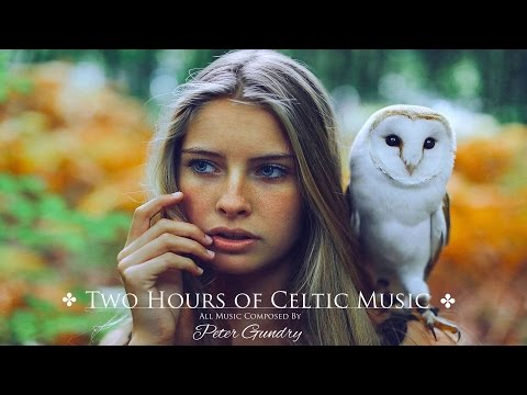 2 HOURS of Celtic Fantasy Music  Magical, Beautiful & Relaxing Music