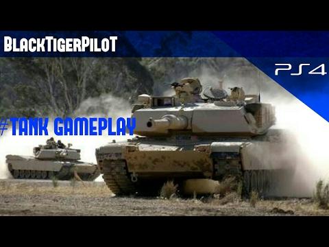 Tank Gameplay 77-3 M1 Abrams SHANGHAI Battlefield 4 PS4 BlackTigerPiloT